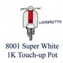 1K Touch-up Pot Code 8001 APPROX MATCH