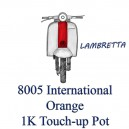 1K Touch-up Pot Code 8005 APPROX MATCH