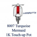 1K Touch-up Pot Code 8007 APPROX MATCH