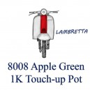 1K Touch-up Pot Code 8008 APPROX MATCH