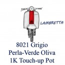 1K Touch-up Pot Code 8021