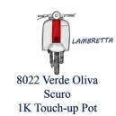 1K Touch-up Pot Code 8022