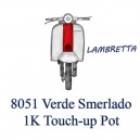 1K Touch-up Pot Code 8051